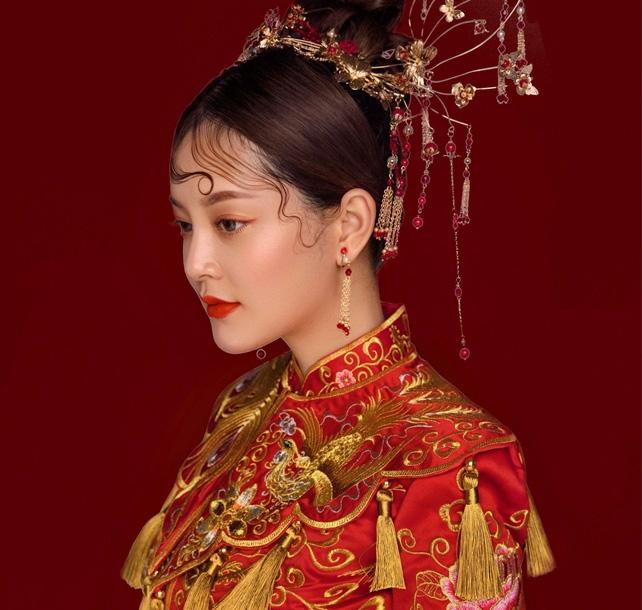 麻城化妆学校分享新娘化妆培训注意哪些细节