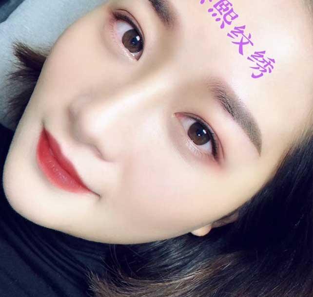 麻城化妆美甲纹绣培训学校